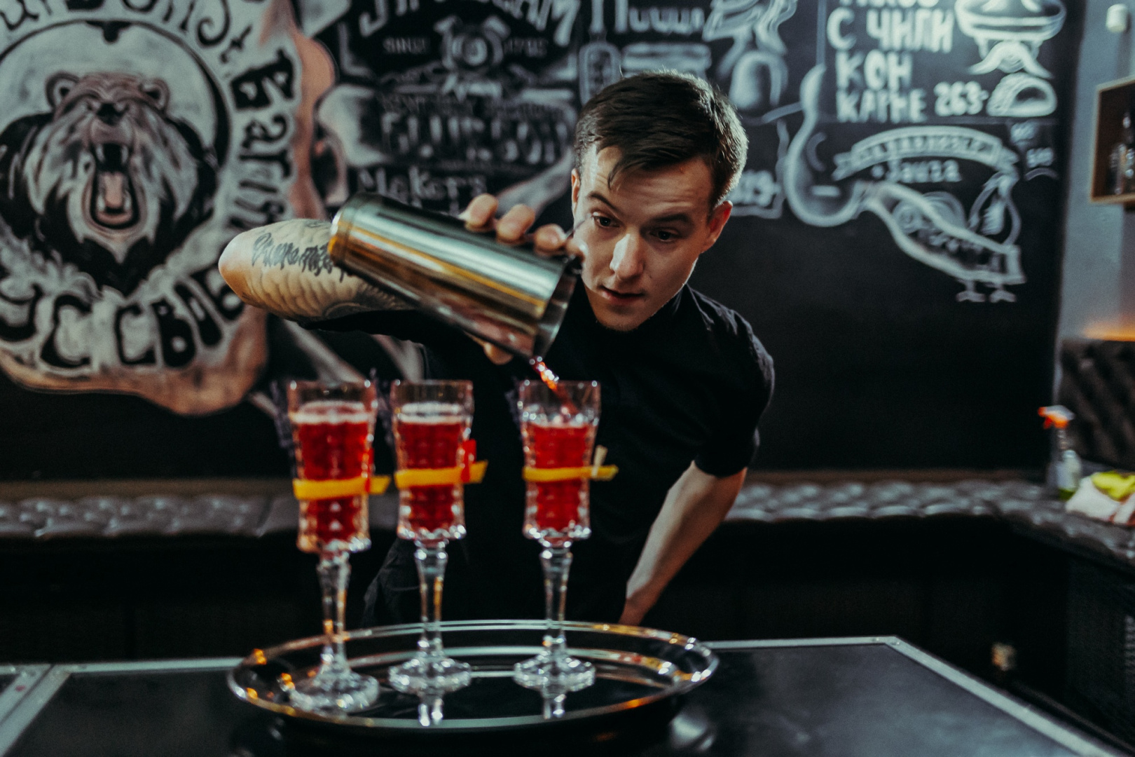 аренду поздравления для бармена с новым годом настоянию родителей