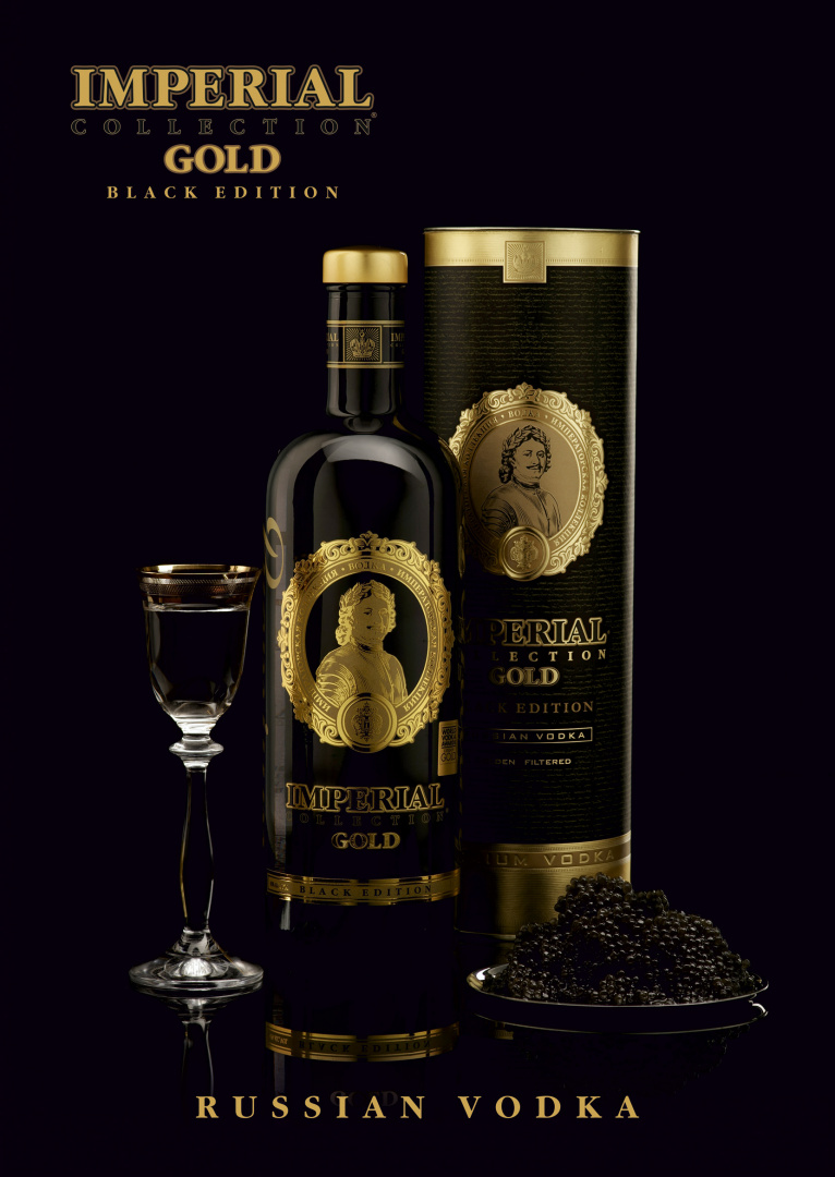 Imperial Collection Gold Black Edition